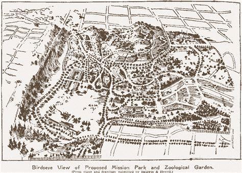 san francisco map glen park the san francisco mission zoo wilder days in glen park