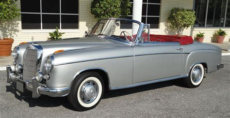 1957 mercedes 220s 1957 mercedes 220 s silver 001 hooniverse