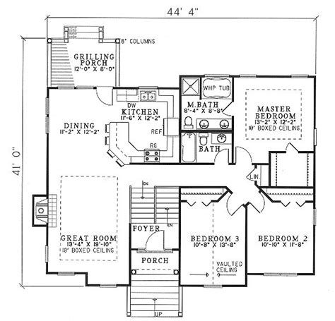 split level house plan the world s catalog of ideas