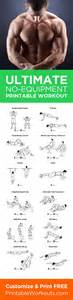 try this no equipment at home printable workout