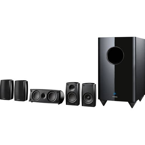 onkyo sks ht690 5 1 surround sound home theater system sks