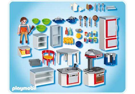 playmobil cuisine moderne cuisine 233 quip 233 e 4283 a playmobil 174