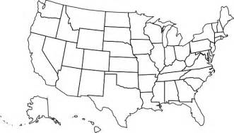 blank political map of the united states usa political map clip at clker vector clip