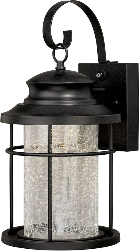 Outdoor Lighting Melbourne Vaxcel T0163 Melbourne Rubbed Bronze Led Outdoor Wall Light Fixture Vxl T0163
