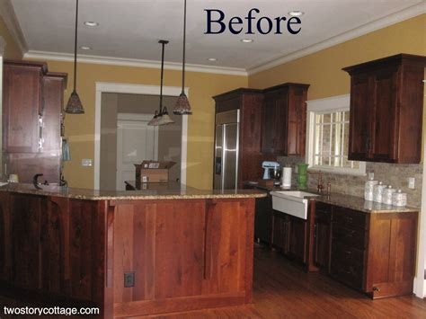updated kitchen cabinets kitchen update