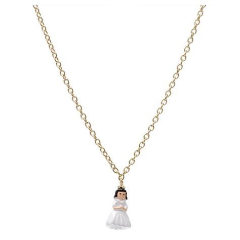 4d Snow White Necklace snow white necklace by n2 moose jewellery and playful accessories that raise a