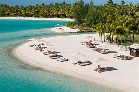 Couples Resorts Locations St Regis Bora Bora Resort Tahiti Vacations Bora Bora