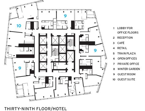 the shard floor plans the shard level 39 hotel