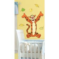 Large Winnie The Pooh Wall Stickers Disney Tigger Wall Sticker Tigger Wall Stickers