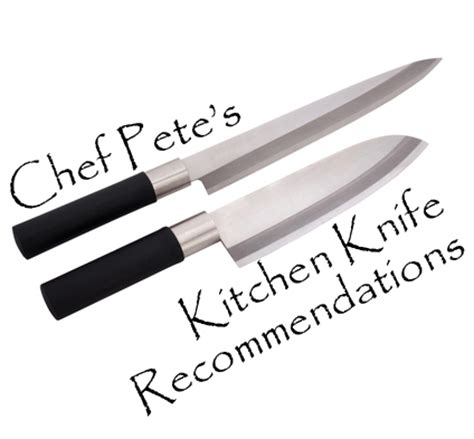 Kitchen Confidential Knife Recommendation On The Edge Kitchen Knife Recommendations