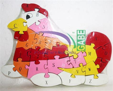 Puzzle Mengenal Huruf Dan Angka Bergambar Merak 6 pilihan mainan puzzle untuk anak informasi kehamilan