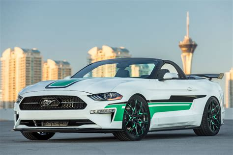 mustang modified 2017 3 hottest custom ford mustangs from sema 2017