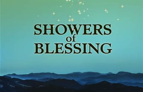 Showers Of Blessing by Showers Of Blessing Trailer The 700 Club Asia Cbn Asia