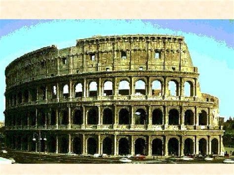 arquitectura militar en la antigua la arquitectura de la antigua roma