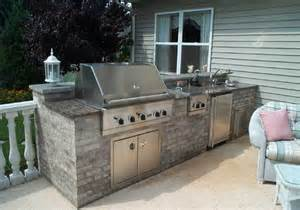 small outdoor kitchen ideas small outdoor kitchen kitchenidease