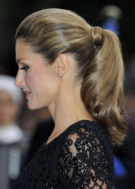 haircuts queens queen letizia of spain photos photos principes de