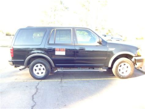 ford truck with 3 rows of seats sell used 2001 ford expedition suv 3 row seats delivery of