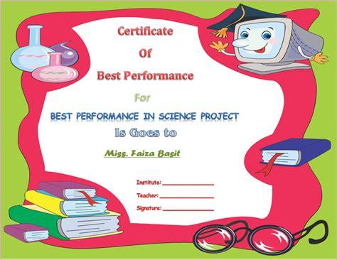 student award template editable award certificate template for