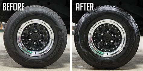 Tire Shine chemical guys tvdspray101 and tire shine