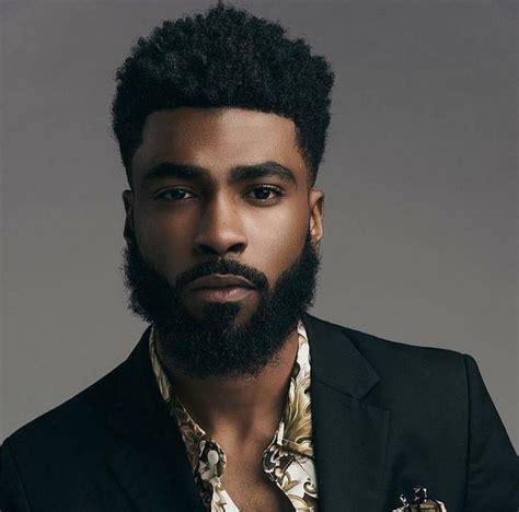 black men haircuts with beards best 25 black guy haircuts ideas on pinterest black guy