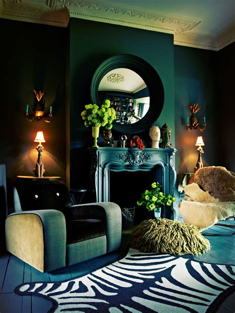 dark home decor abigail ahern amazing interior design the tao of dana