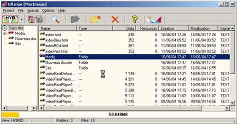 file format hfs hfs file extension open and convert hfs files