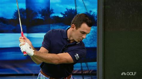 billy horschel swing billy horschel s tips to shallow out a steep swing golf