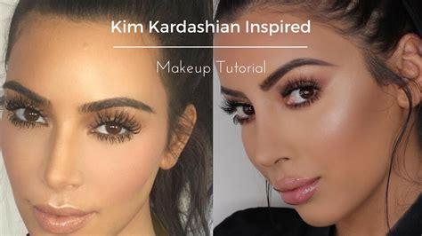 tutorial makeup ultima ii how to make your makeup look like kim kardashian howsto co