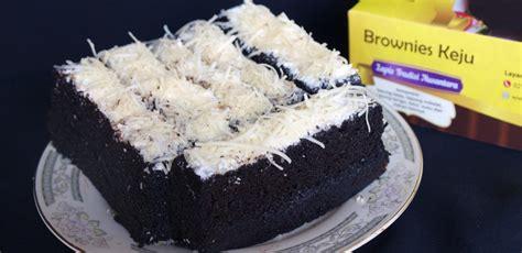 Lapis Talas Bogor Botani Brownies lapis talas bogor brownies yang mirip dengan brownies kukus