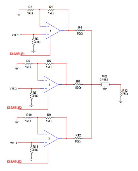 analog multiplexer integrated circuit low cost multiplexing using high speed lifiers analog devices