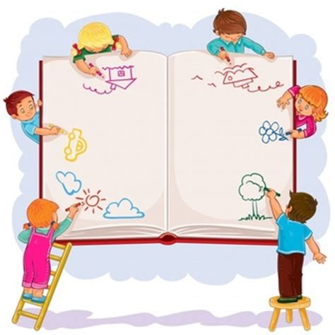 libro childrens writers artists preescolar fotos y vectores gratis