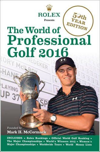 expert golfer books golf books 206 the world of professional golf 2016