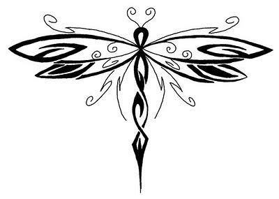 tribal dragonfly tattoo meaning tribal dragonfly drawing tatoos dragonfly