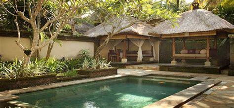 ubud village resort spa bali honeymoon packages