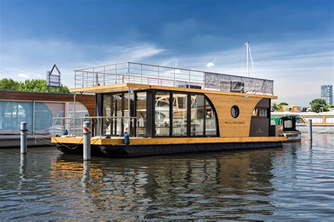 floating office boat pressematerial the floating office berlin