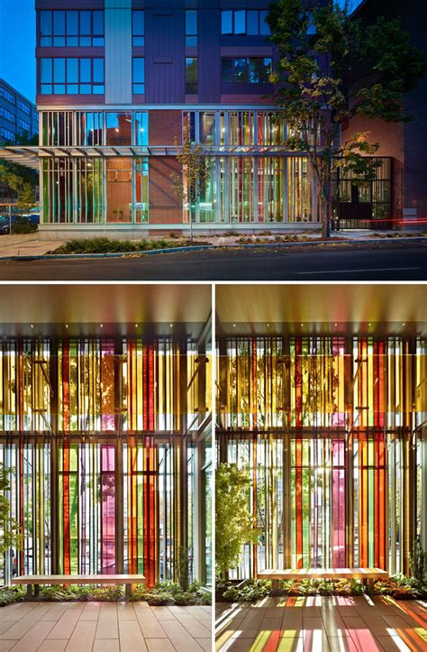 colored glasses 10 exles of colored glass found in modern architecture