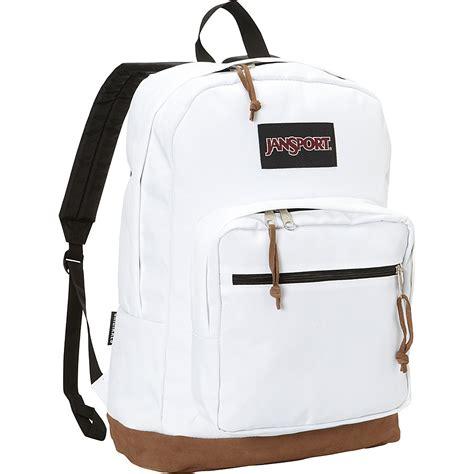White Backpack Bag jansport backpack white backpack tools