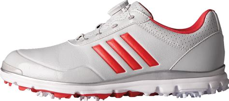 adidas adistar lite boa golf shoes grey pink discount prices for golf equipment