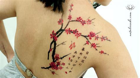 sakura tattoo pesquisa tattoos