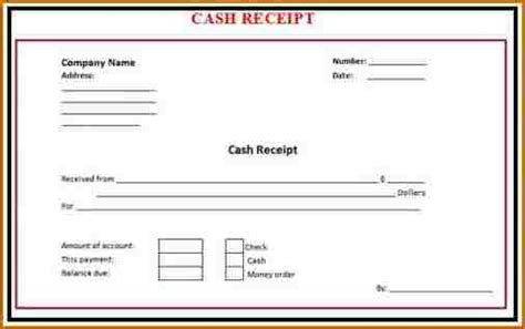 how to make a receipt template 5 how to make a receipt authorizationletters org