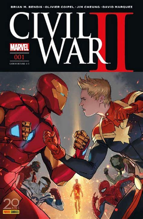 libro civil war ii civil war ii 201 dition deluxe vf original comics