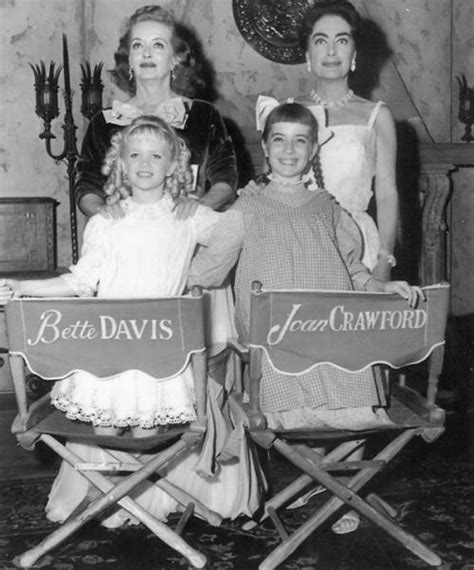 bette davis joan crawford what ever happened to baby jane 1962 bette davis joan crawford with julie allred as