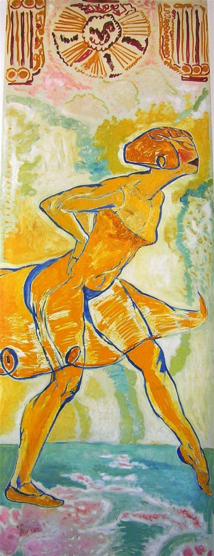 imagenes vanguardistas artisticas file danseuse jaune m 232 rodack jeanneau jpg wikimedia commons
