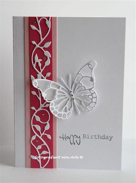 Handmade Butterfly Cards - the 25 best butterfly birthday cards ideas on