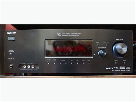 Home Theater Sony 3 Jutaan Sony Str K990 Multi Channel Receiver Home Theatre Saanich