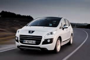 Peugeot Crossover Review Peugeot 3008 2016 Image 109