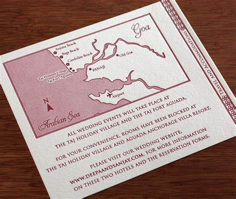 wedding invitation directions custom wedding invitation maps invitations by ajaln