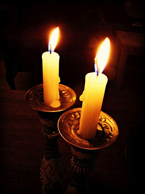 shabbat candles grateful friday