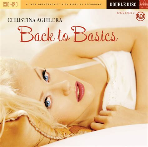 Aguilera Looks Like A High Class Without The Class by Aguilera S Back To Basics The Vision Of