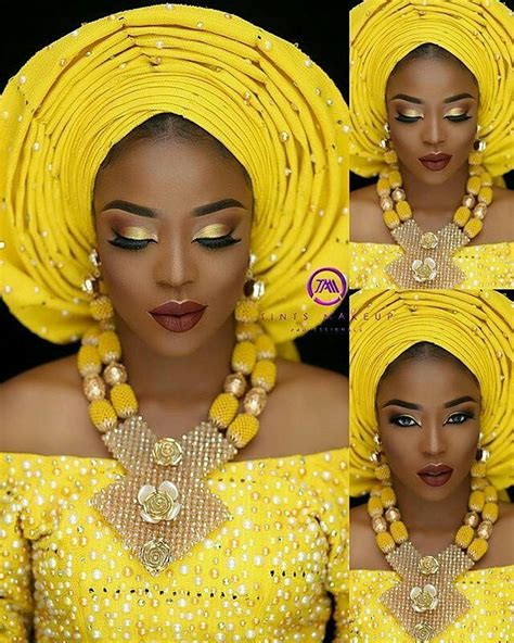 necklaces on traditional nigerian attires 1830 best images about foulards turban wrap on